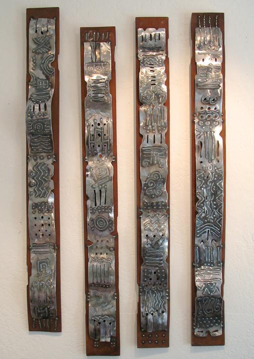 Steel Tapestries