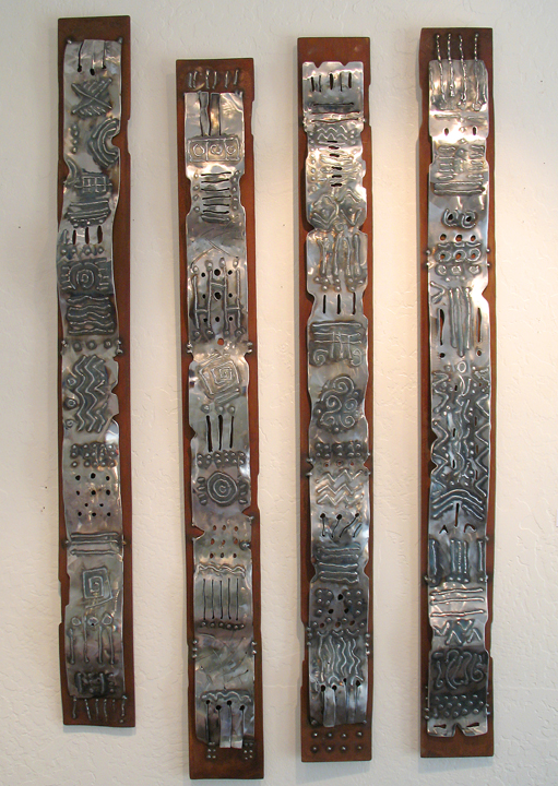 Steel Tapestries